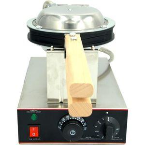 GAUFRIER 220V 1,4kw Gaufrier Electrique Oeuf Gâteau Machine