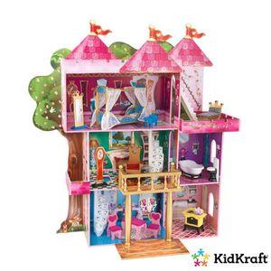 MAISON POUPÉE KIDKRAFT Maison de poupée Storybook - Conte de fée