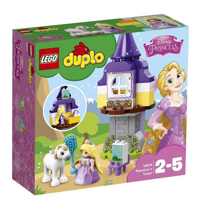 LEGO® DUPLO® Disney Princess? 10878 La tour de Raiponce