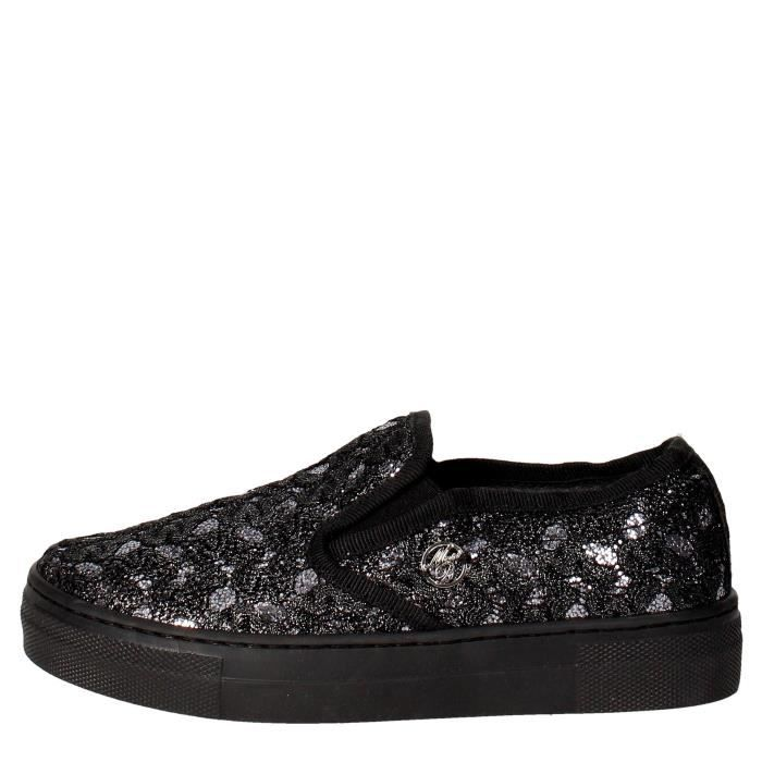BlumarineSlip-on Chaussures Fille Noir, 31