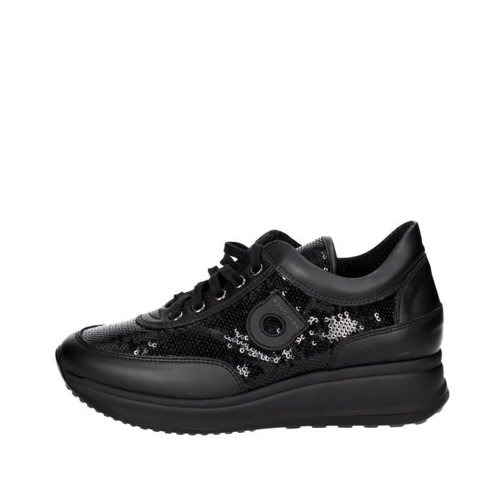 Agile By RucolinePetite Sneakers Femme Noir, 37