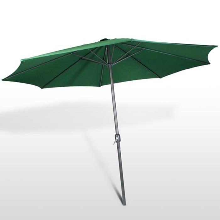 Parasol centrée couleur vert foncé amazona pour…   Achat / Vente