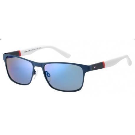 96cdfc03a90e60 Achetez Lunettes de soleil Tommy Hilfiger homme TH 1283 S FO4 (23) bleue
