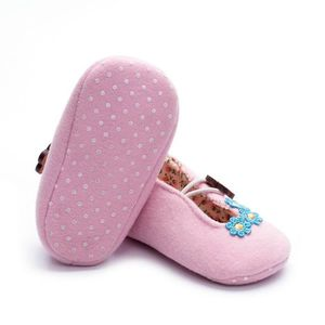 BOTTE Fille Bébé Chaussures Type de coeur Chaussures à semelle souple antidérapante Crèche Chaussures@BlancHM dJpUrN2G