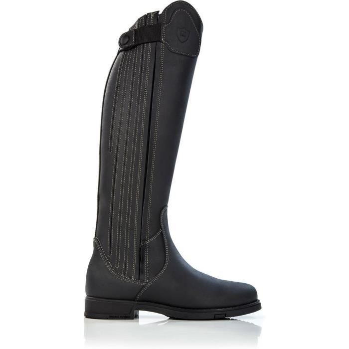 Derby House Pro Leather Long Riding Boots