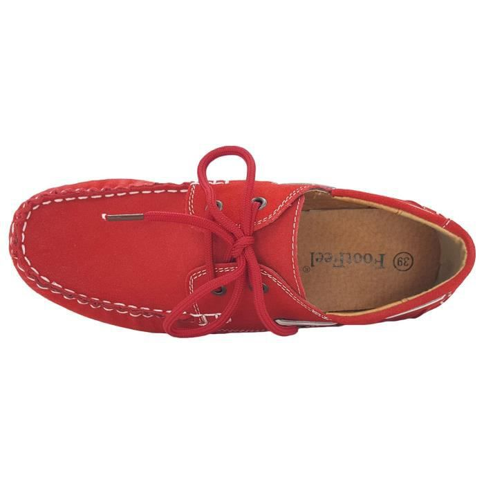 Classic Slip Suede Chaussures en mocassin QEDFS Taille-38 mOsqZqp0Y