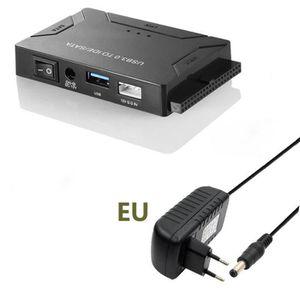 COMMUTATEUR KVM Convertisseur USB 3.0 vers IDE SATA Disque dur ext
