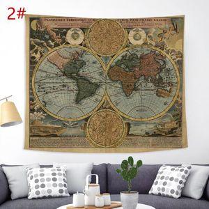 tapis carte du monde achat vente pas cher. Black Bedroom Furniture Sets. Home Design Ideas