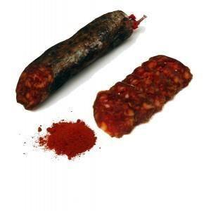 CHORIZO Chorizo Pata Negra Bellota Bio 220 Grs