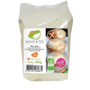 FARINE - FÉCULE Mix de farine pour pain (Bio) - 500g