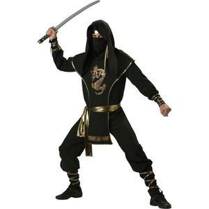 DÉGUISEMENT - PANOPLIE Déguisement Ninja pour homme - Premium