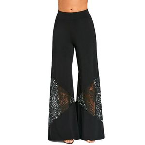5b85d8a6cd2 PANTALON Pantalon en dentelle à la mode pour femmes YXP8261