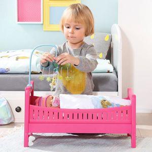 NURSERIE BABY BORN Lit pour Poupon