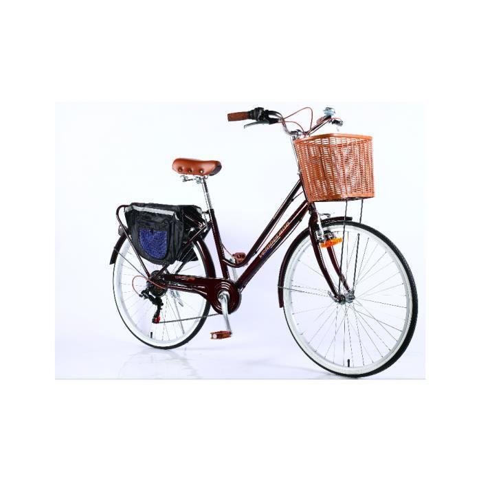 Velobecane Honfleur Vélo de ville Bordeaux