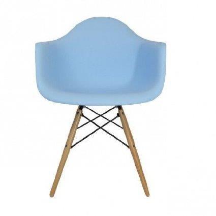 CHAISE Chaise Design DAW Bleue