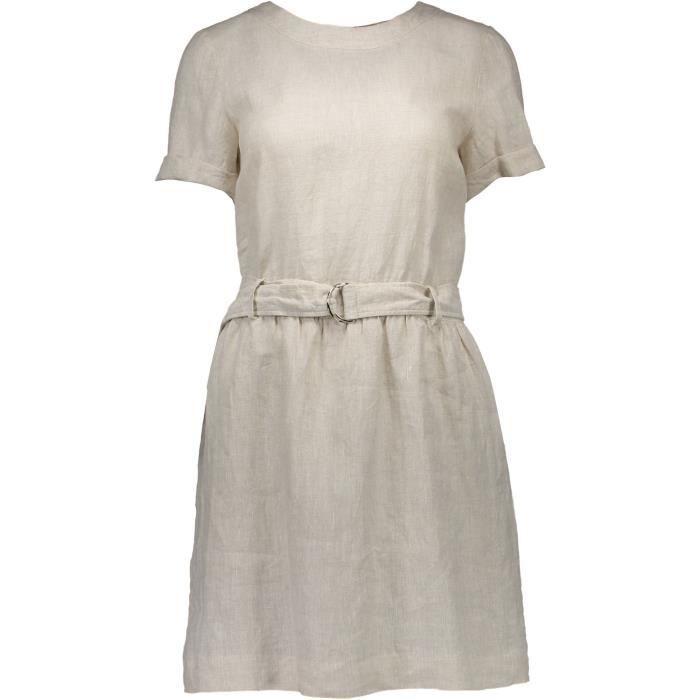 GANT Robe courteFemme beige 185, 48