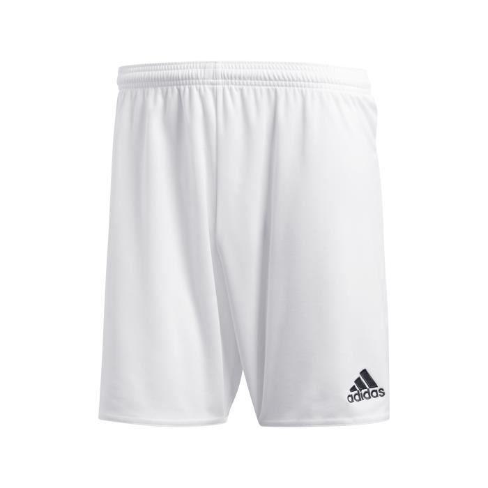 short adidas blanc