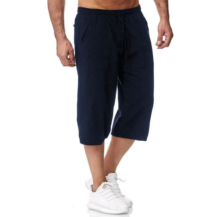 Homme Achat Bermuda Vente 4 3 Pas Cher bYyv6f7g