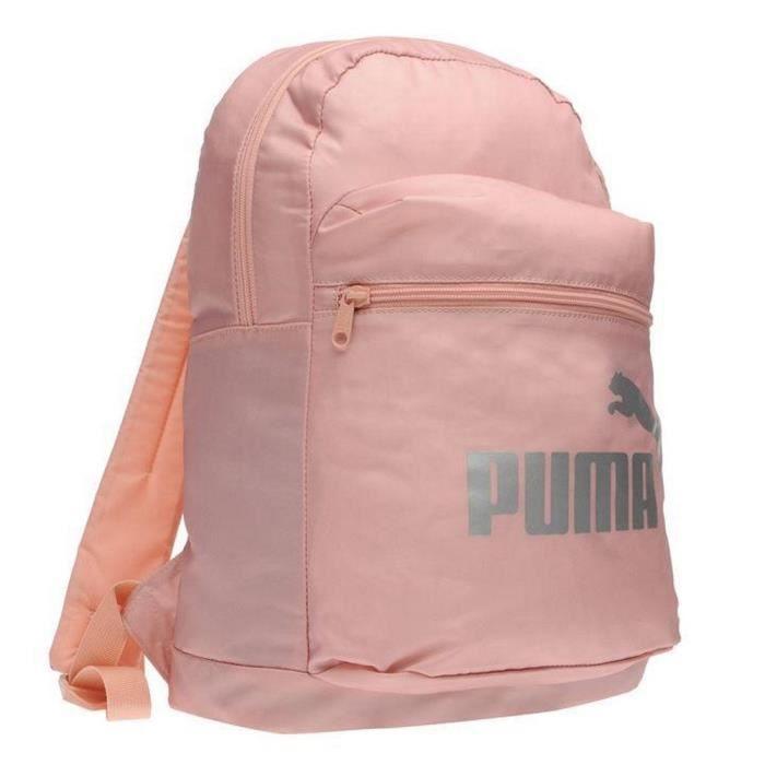 63ebb63431 Nouveau Sac à Dos Puma Rose et Gris Rose rose - Achat / Vente sac à ...