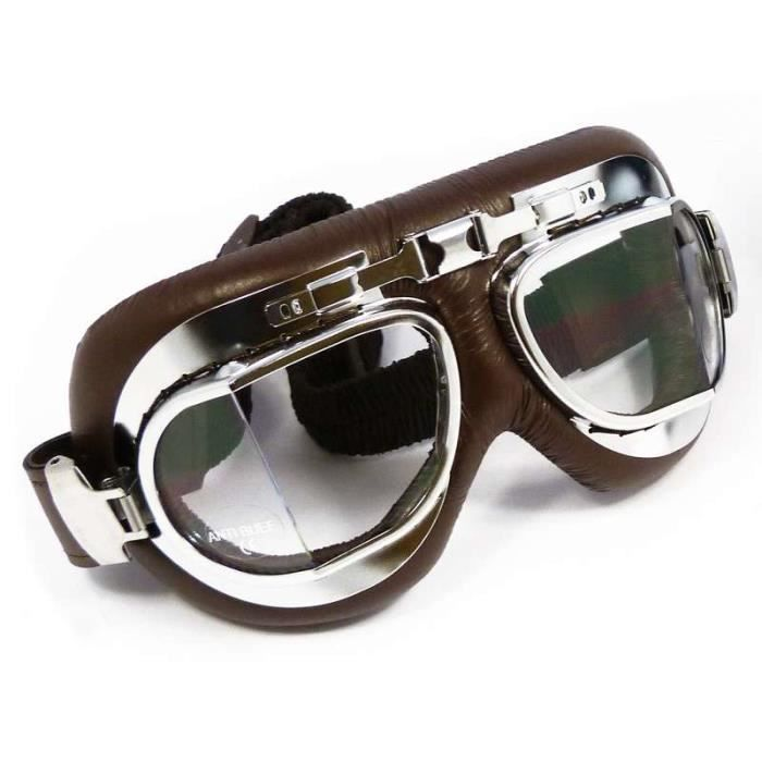 Lunettes moto Torx AIR FORCE Brown Clear - Achat   Vente lunettes ... 10ecb679005f