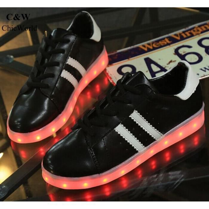 Homme et Femme Chaussures Grande Taille USB Cha... 8xRDy