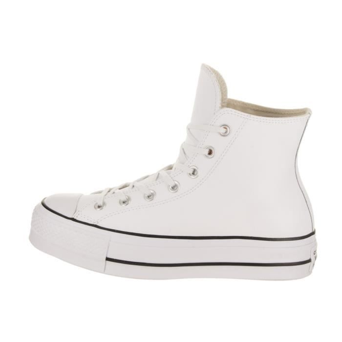 Fwuvm Taille Lift Converse Women's Sneaker 38 Star Top All Chuck Clean High Taylor WEHD9I2