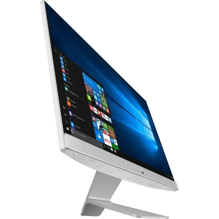 Ordinateur Tout-en-Un - ASUS V241ICUK-WA187T - 23,8 pouces - Core i5-8250U - 8Go de RAM - Disque Dur 256Go SSD - Windows 10