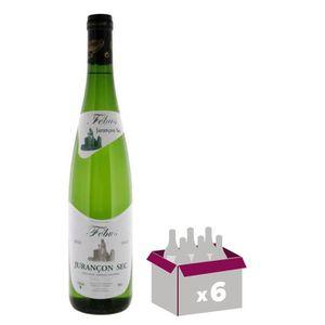 VIN BLANC Fébus Jurançon - Vin du Sud Ouest