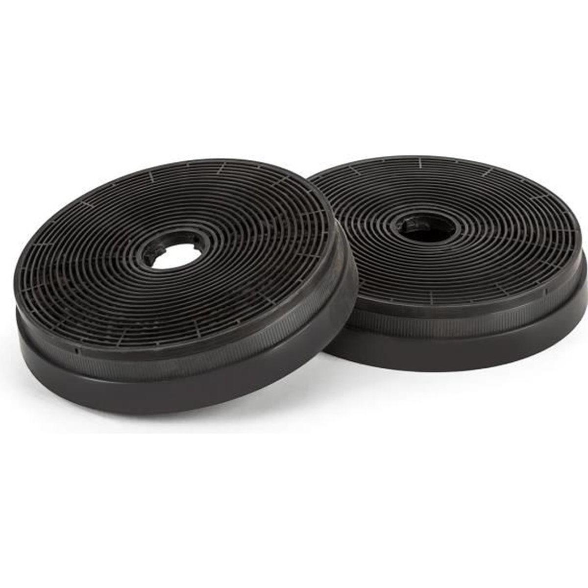 klarstein filtres à charbon actif pour hottes aspirantes zarah zelda