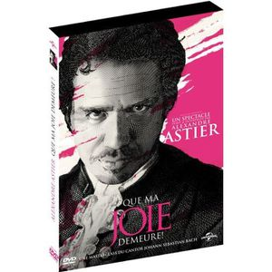 DVD SPECTACLE DVD Alexandre Astier, que ma joie demeure