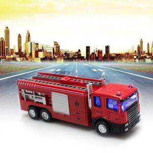 ba842afb747f PORTEUR - POUSSEUR Bébé Jouet Camion de Pompier Véhicules Fire Rescue