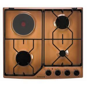 PLAQUE MIXTE Table de cuisson Mixte DE DIETRICH - DTE1111F