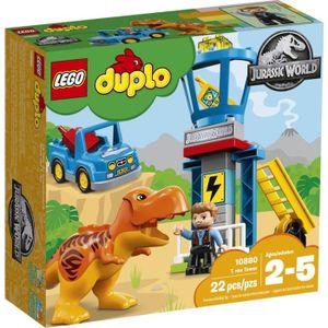 VOITURE À CONSTRUIRE LEGO® DUPLO Jurassic World™ 10880 La Tour Du T-Rex