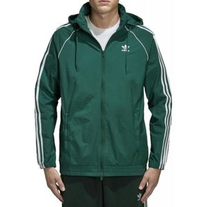 BASKET Adidas - Adidas Originals Superstar Windbreaker Ho