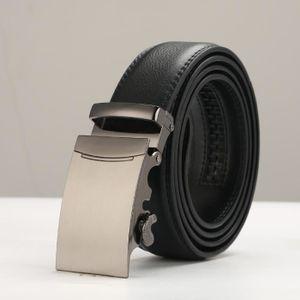 CEINTURE ET BOUCLE la boucle de ceinture en cuir de vache hommes auto ... 1f6cd46938f