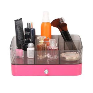 PALETTE DE MAQUILLAGE  Boîte de Maquillage Organisateur en Acrylique pour