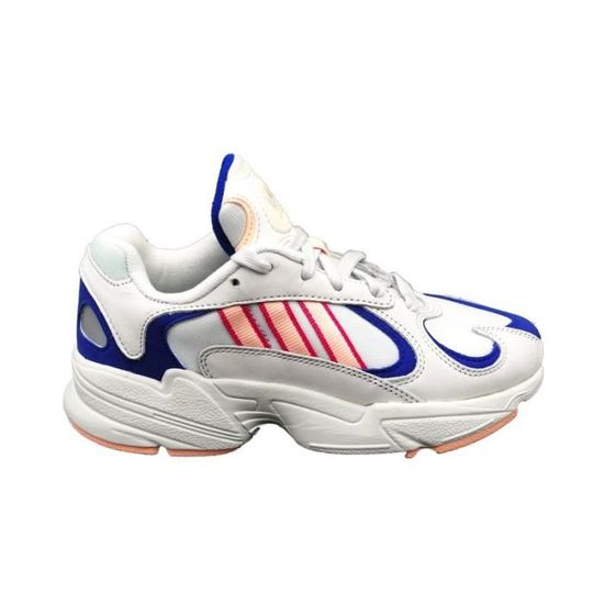 Chaussures pour homme Basket ADIDAS YUNG 1 BD7654 sneakers