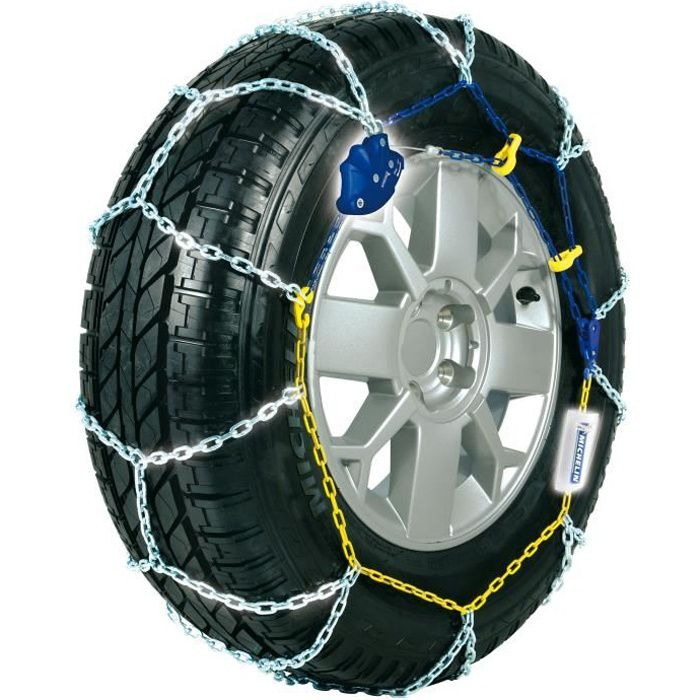 MICHELIN Chaines à neige Extrem Grip® Automatic 4x4 N°80