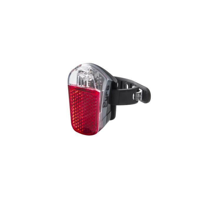 Eclairage vélo AR à Piles Homologuées