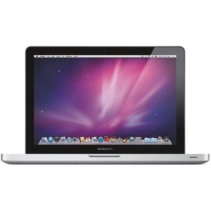 ORDINATEUR PORTABLE Apple MacBook Pro Core i7-2720QM Quad-Core 2.2GHz