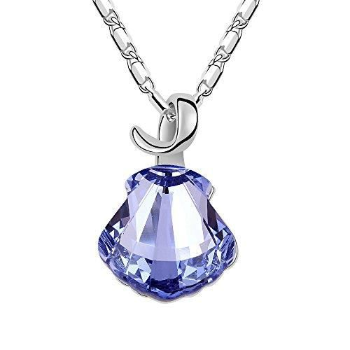 Les cristaux Swarovski femmes Collier pendentif à diamants. Tous les jours - Tenues de soirée Fashion bijoux. U9T28