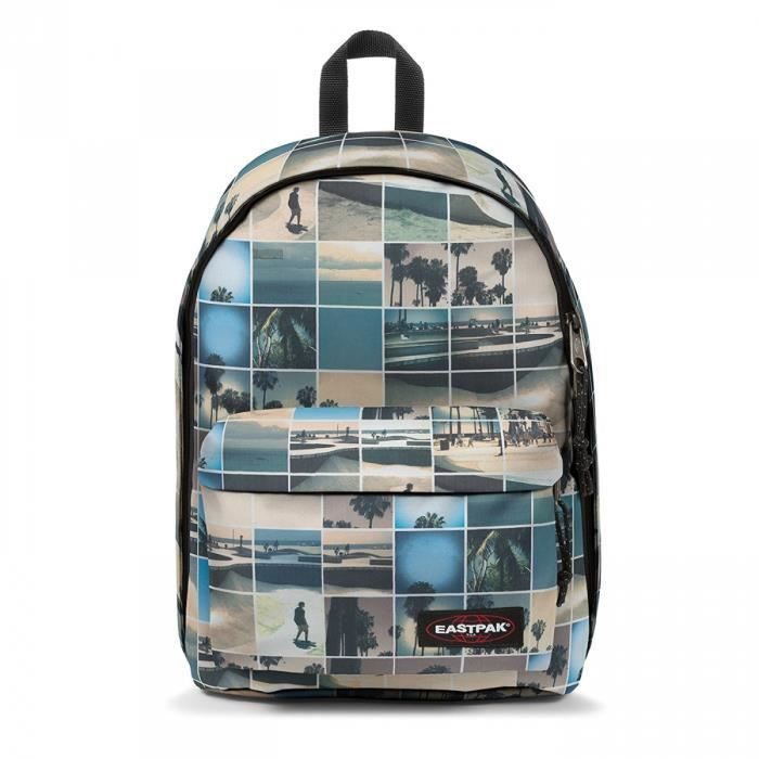 en soldes cabff f74ac Sac a Dos Out Of Office Sky Filter - Eastpak U Multicolore