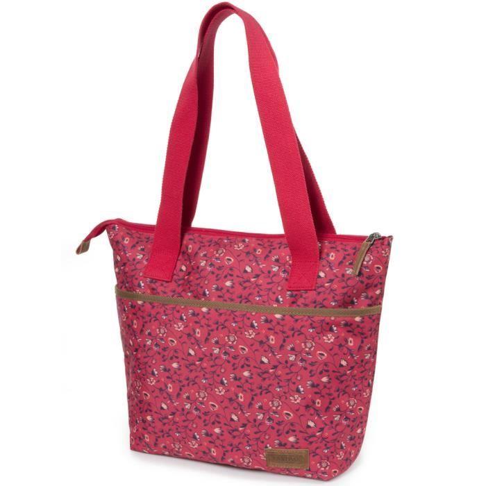 Sac porté épaule Eastpak Kiran ref_eas39253-44L-distinct-flower