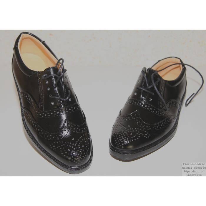 Chaussure De Ville Homme Souplesse D'Affaires Lacets Caoutchouc Anti-DéRapant Noir 39 X10909_JAFFUPUP_2013 RnaZvK