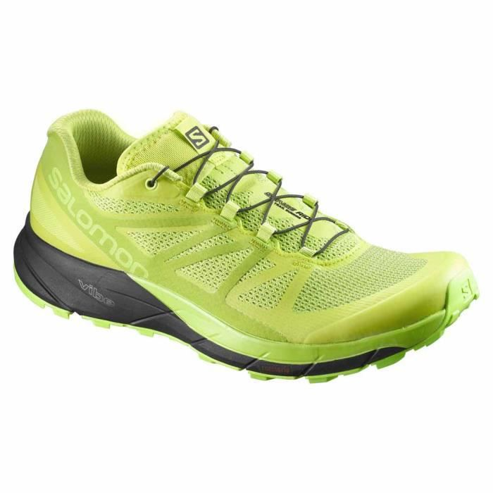 new style fe126 ae51b Chaussures homme Trail running Salomon Sense Ride