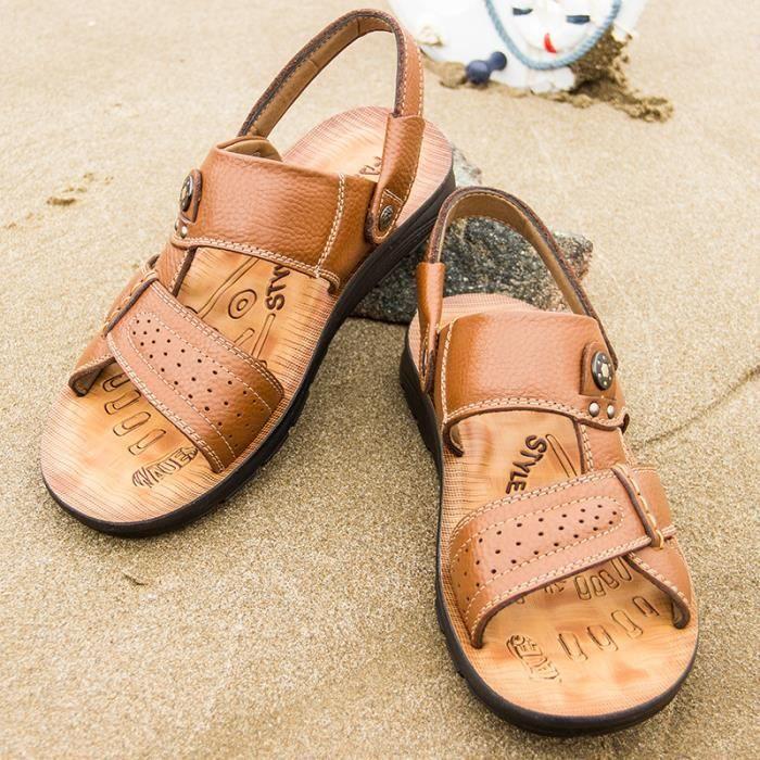 Sandales et nu-pieds Homme