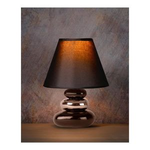 lampe a poser galet achat vente lampe a poser galet pas cher cdiscount. Black Bedroom Furniture Sets. Home Design Ideas