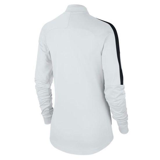 Nike D'entraînement Femme Blanc Academy Achat 18 Pour Veste F7TnqW6wSw