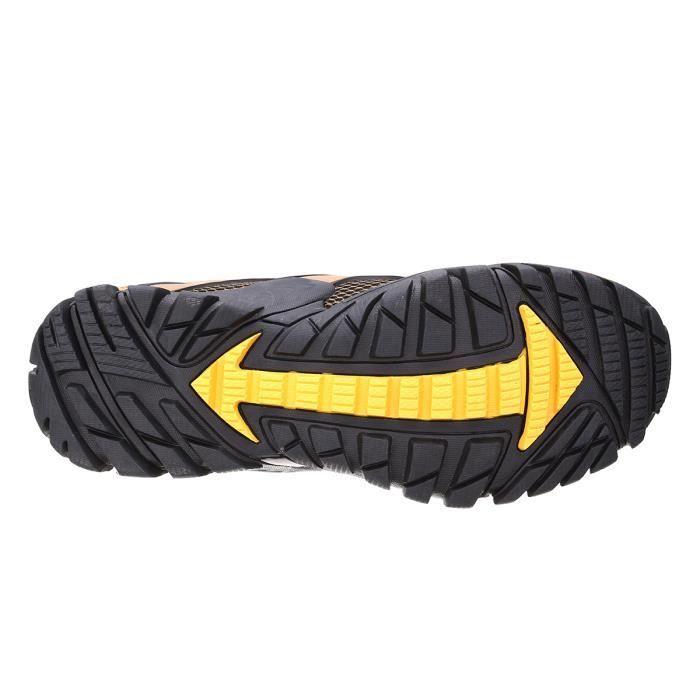 Randonnée Respirable Chaussures Basket Sneakers Sport Homme Solide Filet wqvFvXpE