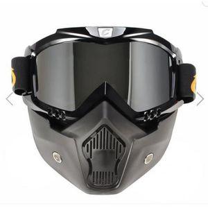 SAC - SACOCHE MOTO Masque lunette tour de  cou cagoule moto scooter a